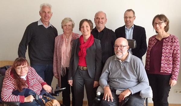 Neu gewählter LVKM-Vorstand
