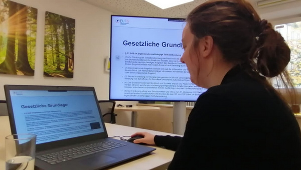 Online-Schulung zum*r EUTB-Berater*in