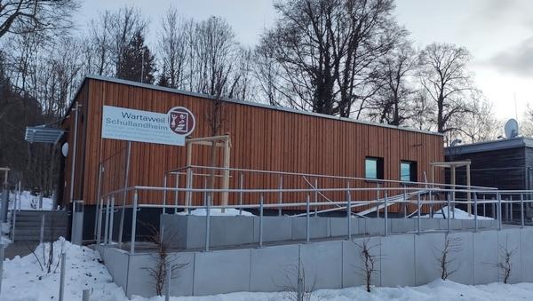 Schullandheim Wartaweil Neubau
