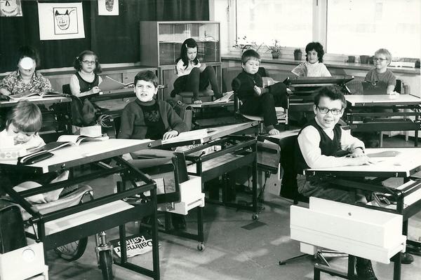 Schulklasse von 1969